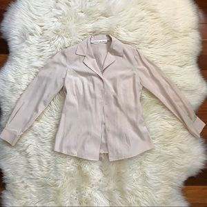 JH Collectibles Silky Blouse